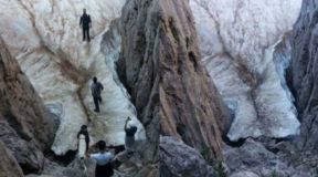 Το Σπηλαιοβάραθρο της Κρήτης όπου το χιόνι δεν λιώνει ποτέ