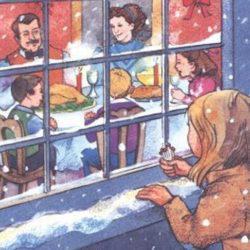 Το κοριτσάκι με τα σπίρτα: Η πιο συγκινητική Χριστουγεννιάτικη ιστορία γράφτηκε πριν από 175 χρόνια.