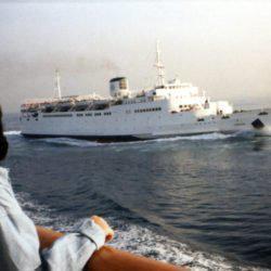 Η μάχη του αιώνα: Το ρίσκο του καπετάνιου στη μεγαλύτερη κόντρα πλοίων στο Αιγαίο
