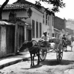 Αυτός ήταν ο πρώτος δρόμος στην Αθήνα που ασφαλτοστρώθηκε