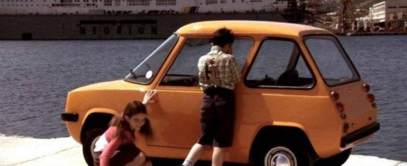 Όταν στη Σύρο το 1973 κυκλοφόρησε το πρώτο ηλεκτρικό αυτοκίνητο Enfield