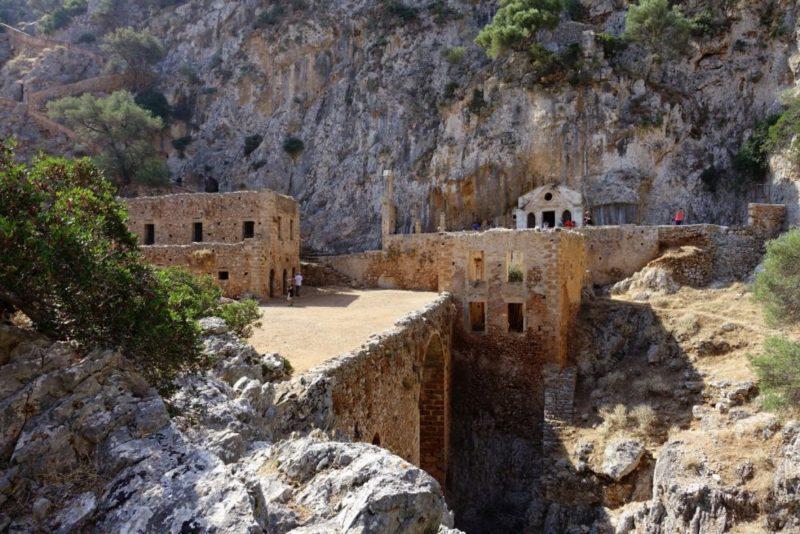 Φαράγγι Καθολικού: Ένας άγνωστος επίγειος παράδεισος