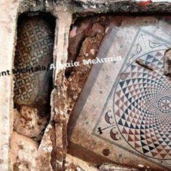 Στυλίδα : Οικία με ενδοδαπέδια θέρμανση από το 2ο μ.Χ.αιώνα... Σπουδαια Αρχαιολογική ανακάλυψη