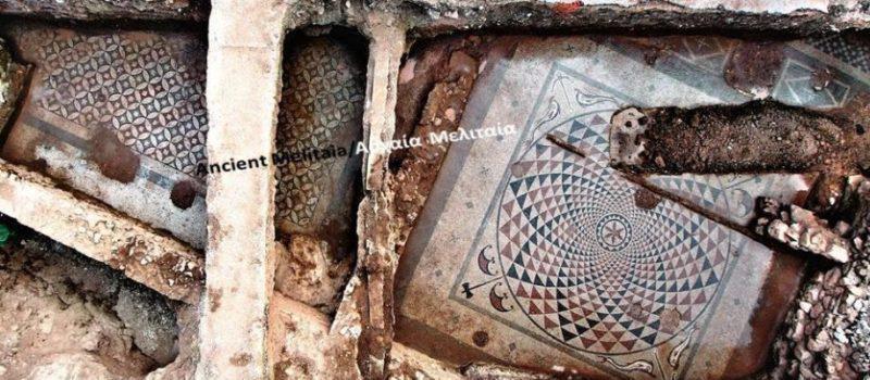 Στυλίδα : Οικία με ενδοδαπέδια θέρμανση από το 2ο μ.Χ.αιώνα… Σπουδαια Αρχαιολογική ανακάλυψη