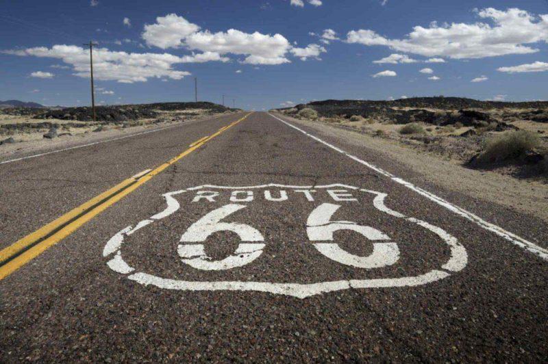 Route 66: 'Eνας δρόμος, μια ιδέα