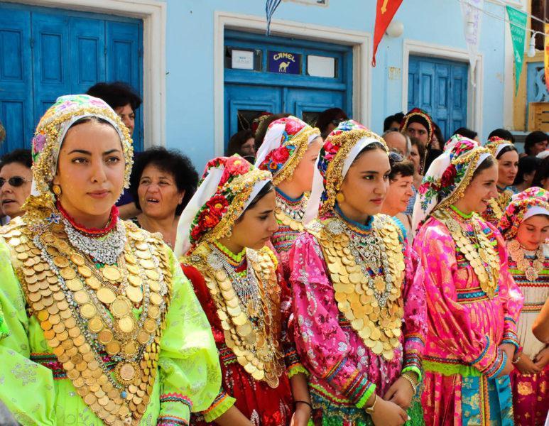 Το ορεινό χωριό της Καρπάθου όπου «το πάνω χέρι έχουν οι γυναίκες