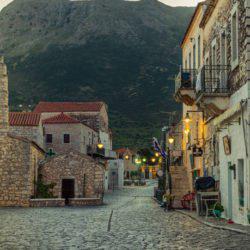 Αρεόπολη: Ταξίδι στον χρόνο και στην ιστορία