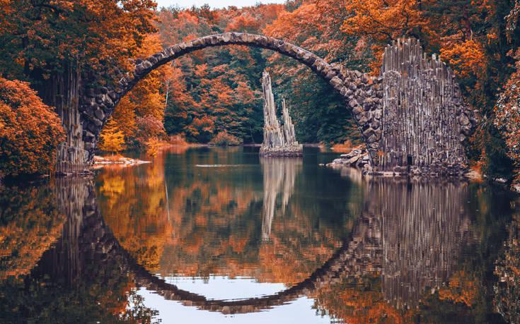 Η γέφυρα του… διαβόλου βρίσκεται στη Γερμανία