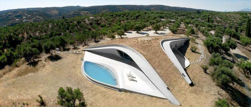Το εντυπωσιακότερο σπίτι στον πλανήτη βρίσκεται στη Πελοπόννησο
