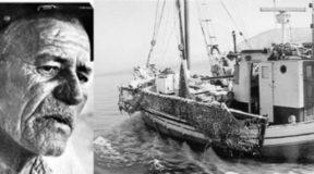 Αντρέας Ζέππος, ο ψαράς από το Αϊβαλί που στην κατοχή μοίραζε ψάρια στους άπορους του Πειραιά…