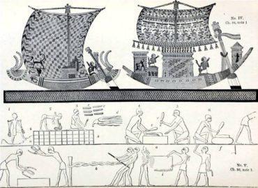 Αρχαίο ναυάγιο στο Νείλο επιβεβαιώνει τις αναφορές του Ηροδότου