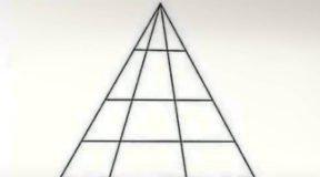 Το κουίζ με τα τρίγωνα που έχει γίνει viral