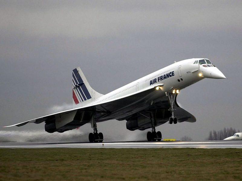 Concorde: Η ιστορία ενός θρυλικού αεροσκάφους